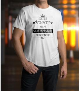 JESTEM ŻONATY